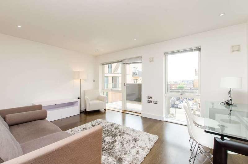 1 Bedroom Flat for sale in Freda Street, Bermondsey, SE16
