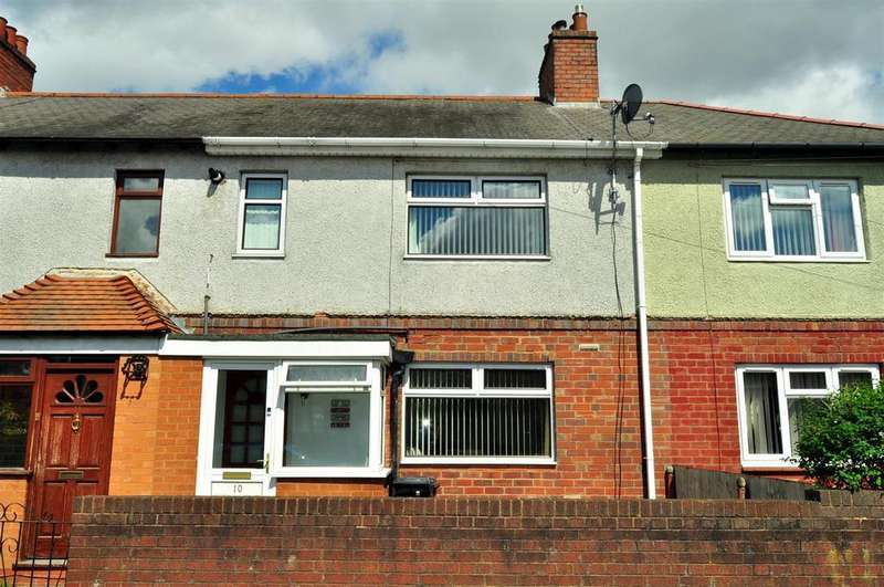 2 Bedrooms Terraced House for sale in Round Hill Terrace, Halesowen