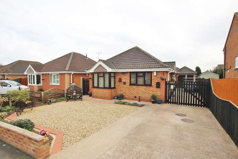 2 Bedrooms Bungalow for sale in PICKSLEY CRESCENT, HOLTON LE CLAY