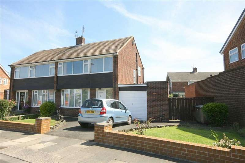3 Bedrooms Property for sale in Shaftesbury Crescent, North Shields, Tyne And Wear, NE30