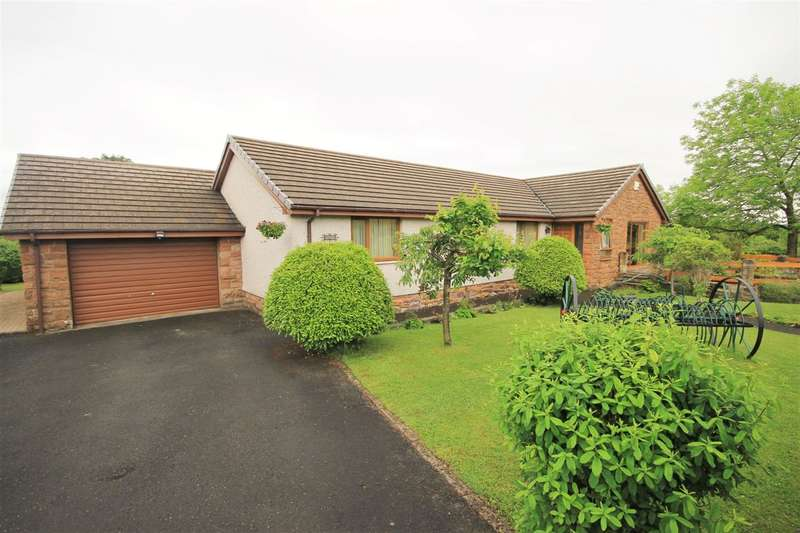 5 Bedrooms Bungalow for sale in Watersaugh, Wishaw Low Road, Cleland