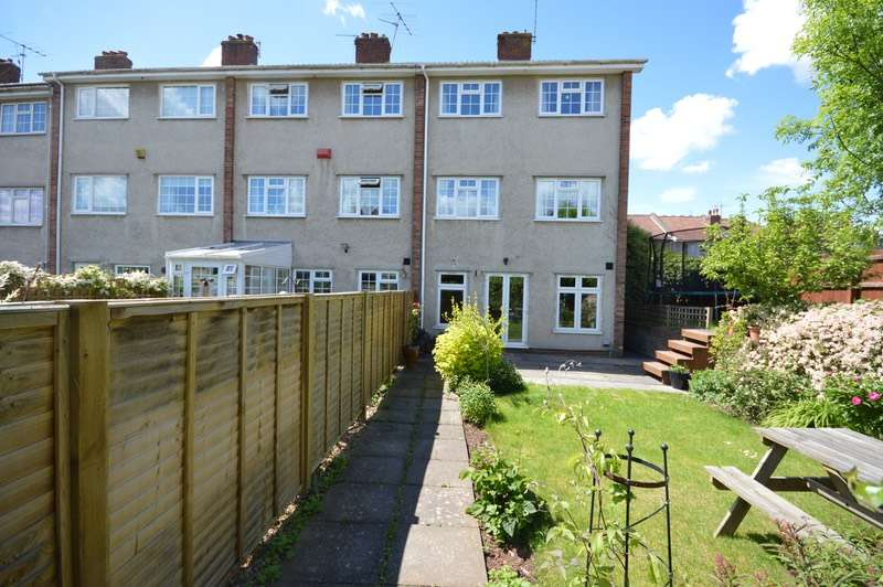 4 Bedrooms End Of Terrace House for sale in Cairns rd, Bristol, Bristol, BS6