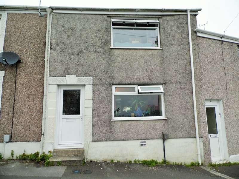 2 Bedrooms Terraced House for sale in Fullers Row, Swansea, Swansea, SA1