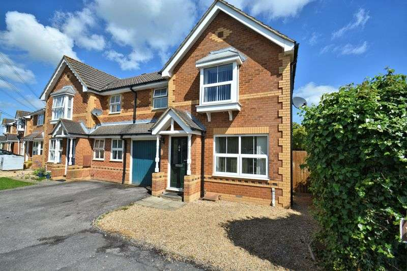 3 Bedrooms Property for sale in Penpont Water, Didcot