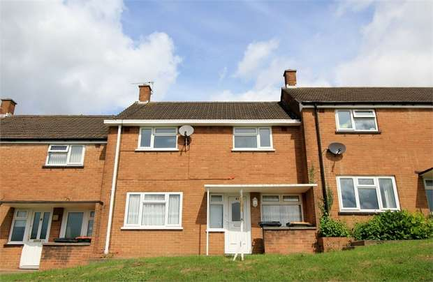 3 Bedrooms Terraced House for sale in Dunstable Road, NEWPORT