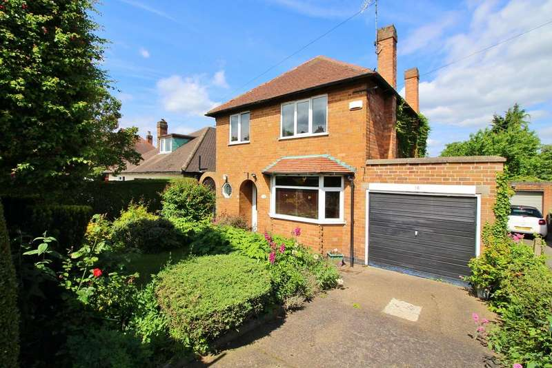 3 Bedrooms Detached House for sale in Johns Road, Radcliffe-On-Trent NG12