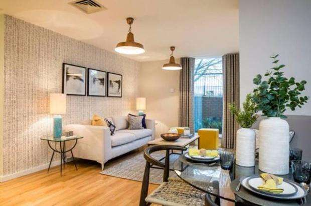 1 Bedroom Apartment Flat for sale in Central Park, Block E The Greenwich Collection, Greenwich, SE10