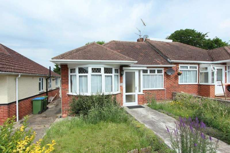 1 Bedroom Semi Detached Bungalow for sale in Bryanston Road, Sholing SO19