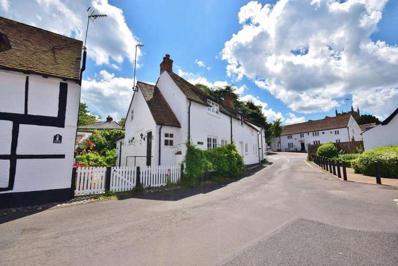 2 Bedrooms Semi Detached House for sale in Odiham, Hook, RG29
