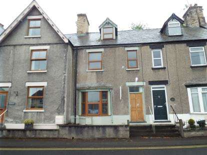 3 Bedrooms Terraced House for sale in Bridge Street, Corwen, Denbighshire, LL21