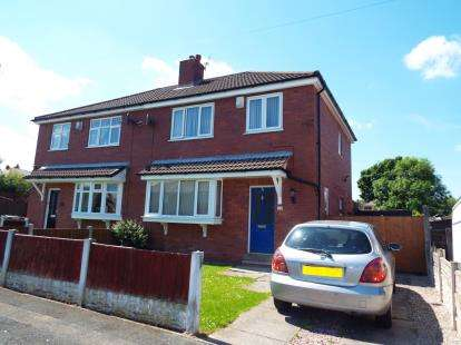 3 Bedrooms Semi Detached House for sale in Greenwood Avenue, Wigan, Greater Manchester, WN5