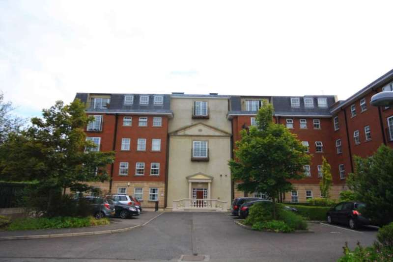 2 Bedrooms Apartment Flat for sale in Wentworth Court, Manchester