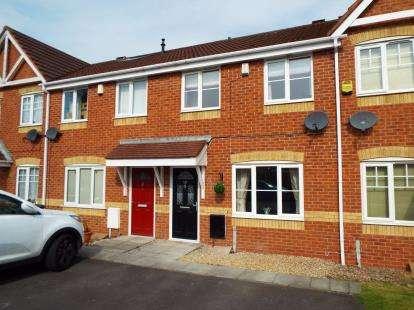 3 Bedrooms Terraced House for sale in Ambledene, Bamber Bridge, Preston, Lancashire