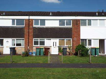 2 Bedrooms Terraced House for sale in Margate Road, Ingol, Preston, Lancashire