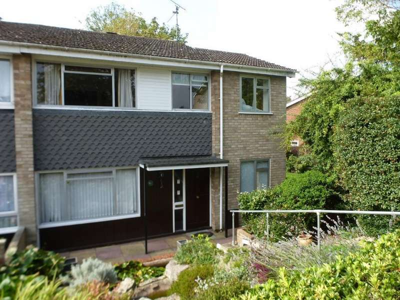 4 Bedrooms Semi Detached House for sale in Tilehurst