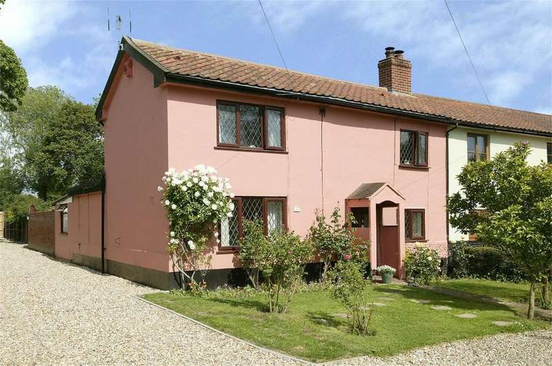 3 Bedrooms Cottage House for sale in Long Street, Great Ellingham, Norfolk