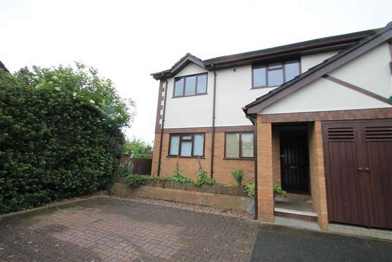 2 Bedrooms Flat for sale in Acton Grange, Acton, Wrexham