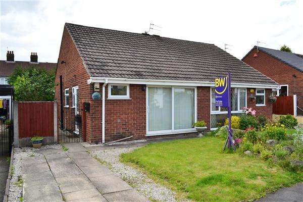 2 Bedrooms Bungalow for sale in Esthwaite Drive, Astley
