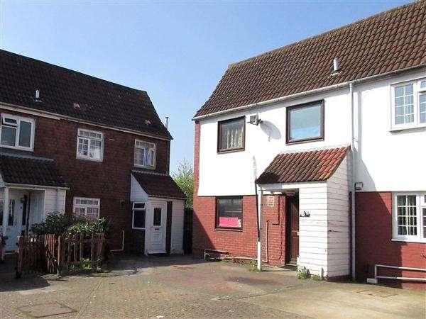 3 Bedrooms Semi Detached House for sale in Scott Gardens, Hounslow