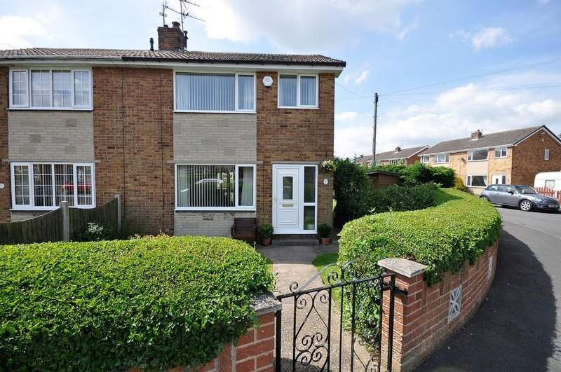3 Bedrooms Semi Detached House for sale in Walnut Road, Thorne, Doncaster