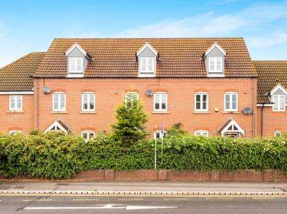 3 Bedrooms Terraced House for sale in Spindle Court, Mansfield, Nottinghamshire