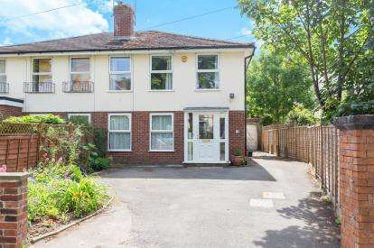 4 Bedrooms Semi Detached House for sale in Sydenham Road North, Cheltenham, Gloucestershire