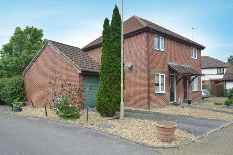 2 Bedrooms Property for sale in Arndale Beck, Didcot, Didcot