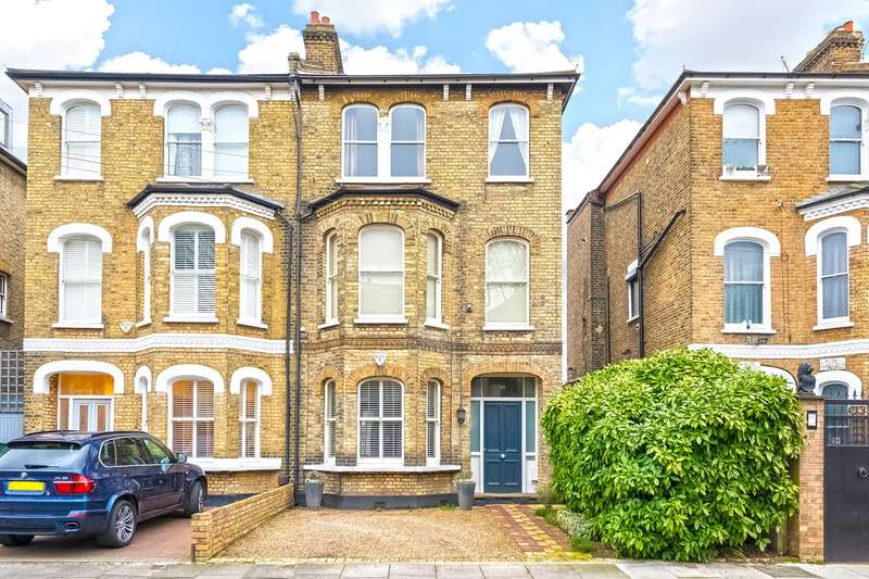 2 Bedrooms Flat for sale in Burlington Road, Chiswick, London, W4