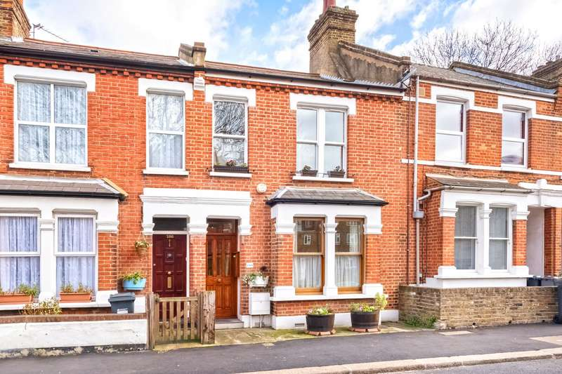 4 Bedrooms Terraced House for sale in Devonshire Road, London, W4