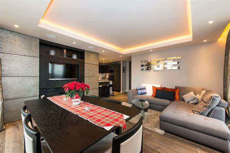 2 Bedrooms Flat for sale in Distillery Wharf, Regatta Lane, Hammersmith, London, W6