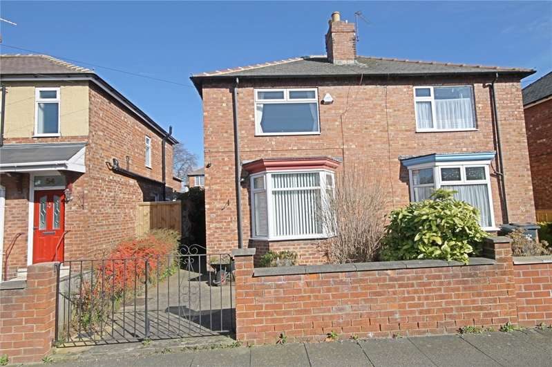 2 Bedrooms Maisonette Flat for sale in Bensham Road, Darlington, County Durham, DL1