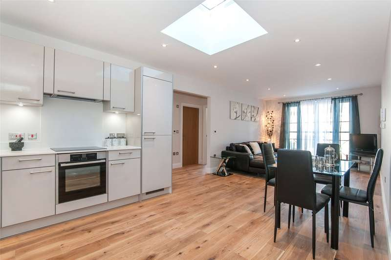 2 Bedrooms Apartment Flat for sale in Albert Road North, Reigate, Surrey, RH2
