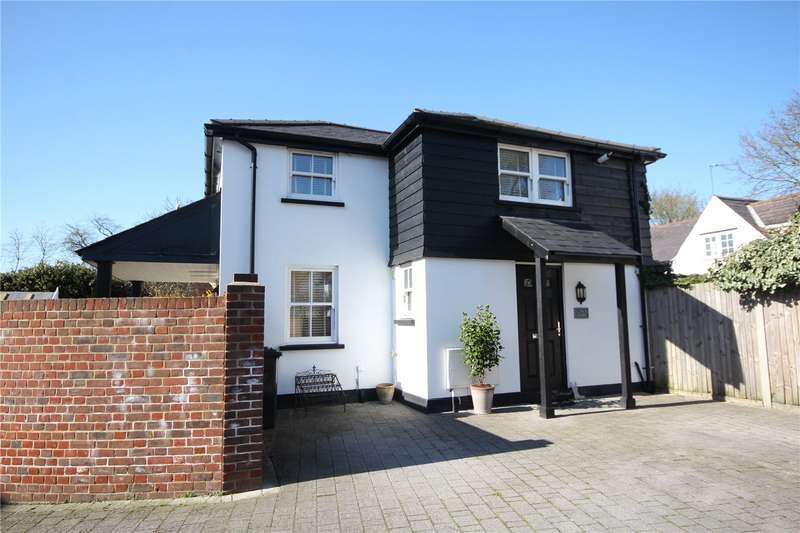 2 Bedrooms Detached House for sale in Willow Walk, Chertsey, Surrey, KT16