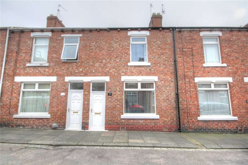 2 Bedrooms Terraced House for sale in Beaumont Street, Bishop Auckland, County Durham, DL14