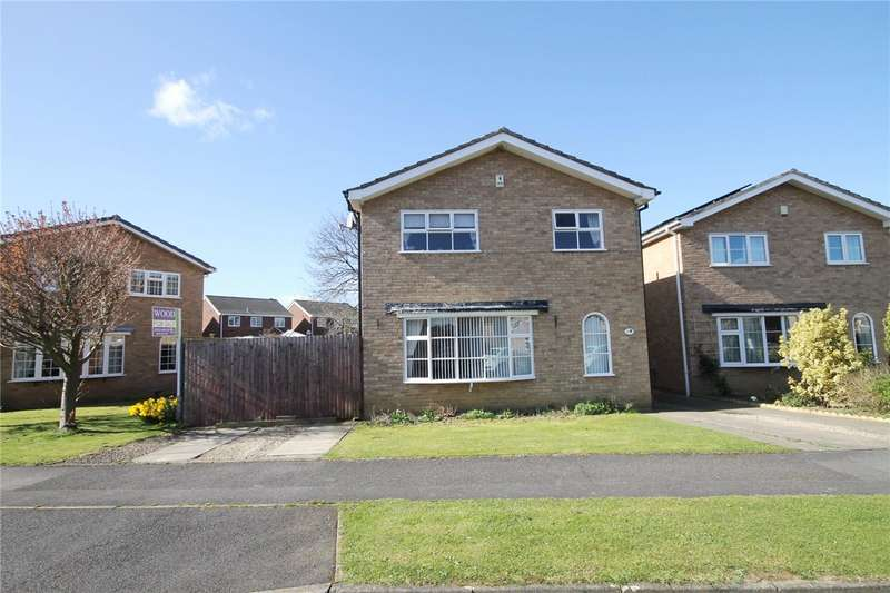 4 Bedrooms Detached House for sale in Rossway, Darlington, County Durham, DL1