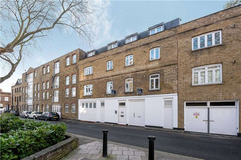 1 Bedroom Flat for sale in City Lights Court, 6 Bowden Street, Kennington, London, SE11
