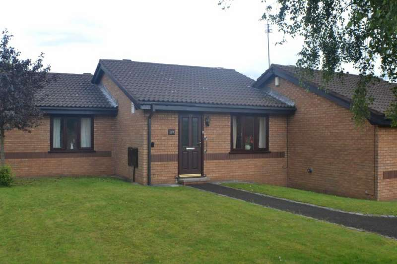 1 Bedroom Terraced Bungalow for sale in Wordsworth Crescent, Ashton-under-lyne, Lancashire, OL7
