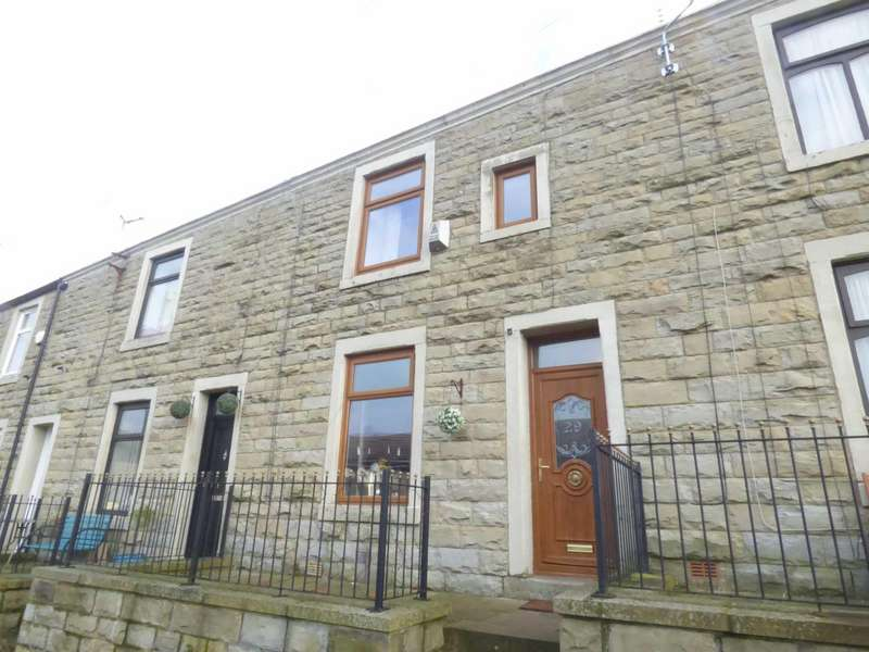 3 Bedrooms Terraced House for sale in Rockcliffe Road, Bacup, Lancashire, OL13