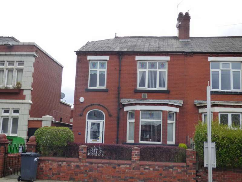 3 Bedrooms Semi Detached House for sale in Moston Lane, Moston, Manchester, M40