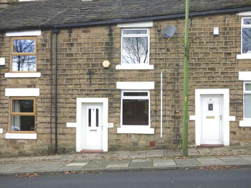 2 Bedrooms Terraced House for sale in Mottram Road, Broadbottom, Hyde, Cheshire, SK14