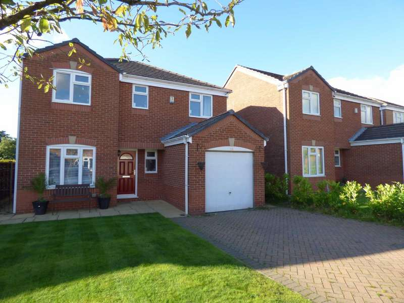 4 Bedrooms Detached House for sale in Albion Gardens Close, Royton, Oldham, OL2