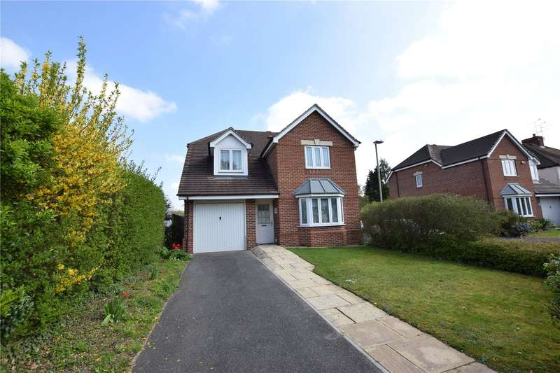4 Bedrooms Detached House for sale in Pond Head Lane, Earley, Reading, Berkshire, RG6