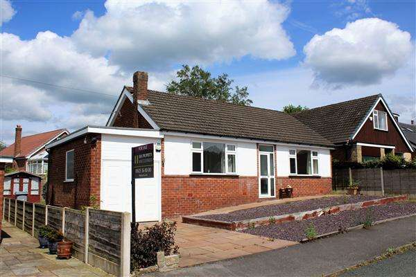 2 Bedrooms Bungalow for sale in Sandringham Road, Macclesfield