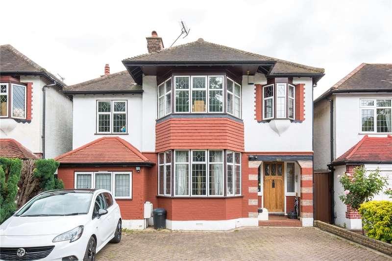5 Bedrooms Detached House for sale in Bramley Road, Oakwood, London, N14