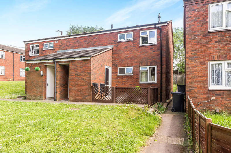 1 Bedroom Flat for sale in Oxford Street, Dudley, DY1