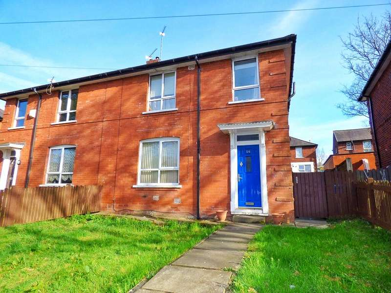 3 Bedrooms Semi Detached House for sale in Roch Mills Crescent, Rochdale, Lancashire, OL11