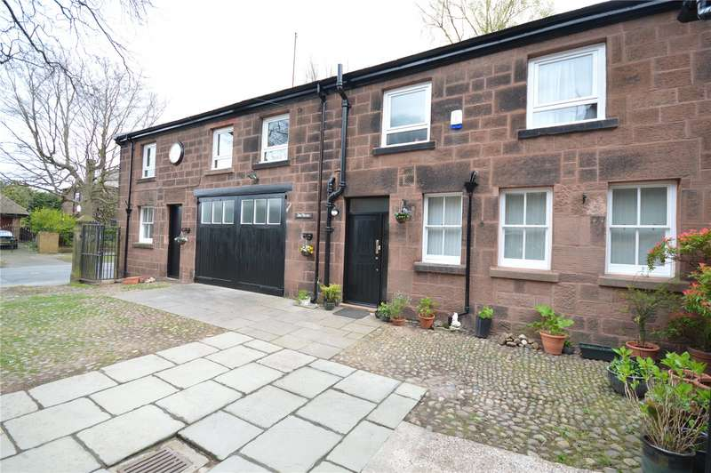 3 Bedrooms Mews House for sale in Beaconsfield Road, Woolton, Liverpool, L25