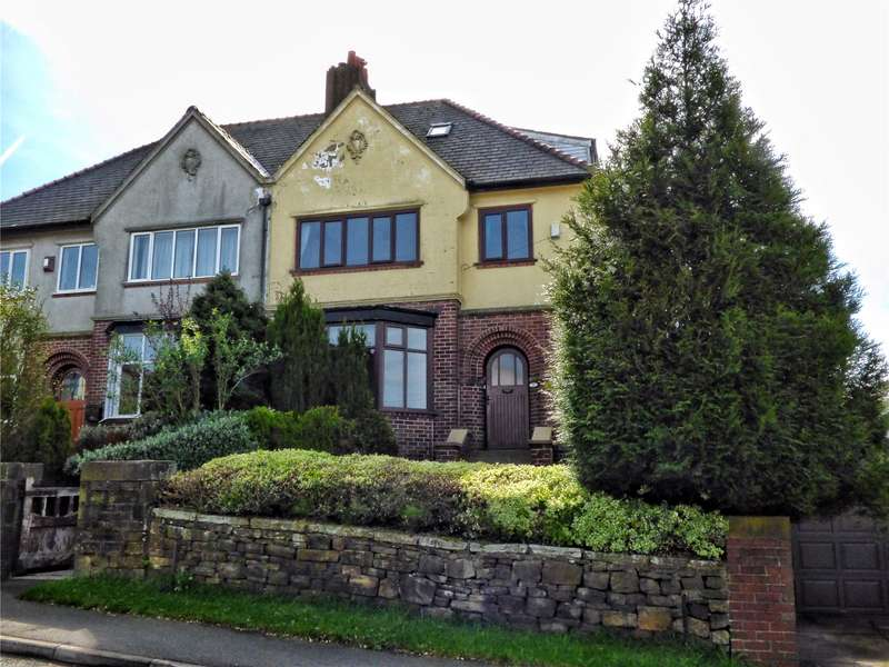 4 Bedrooms Semi Detached House for sale in Turf Pit Lane, Oldham, Greater Manchester, OL4