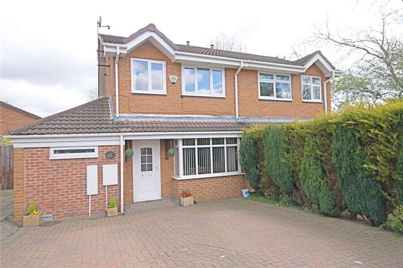3 Bedrooms Semi Detached House for sale in Alnwick Grove, Newton Aycliffe, County Durham, DL5