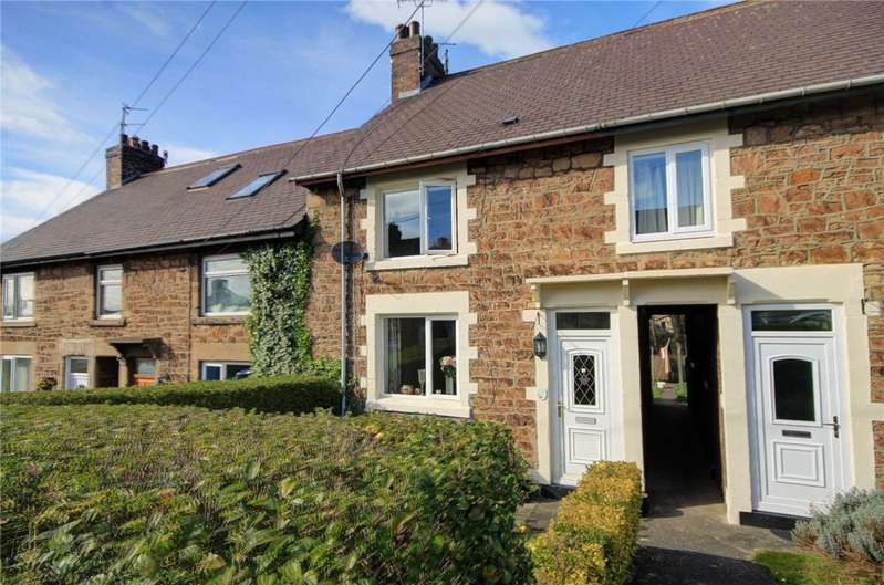 3 Bedrooms Terraced House for sale in St Andrews Road, Blackhill, Consett, DH8